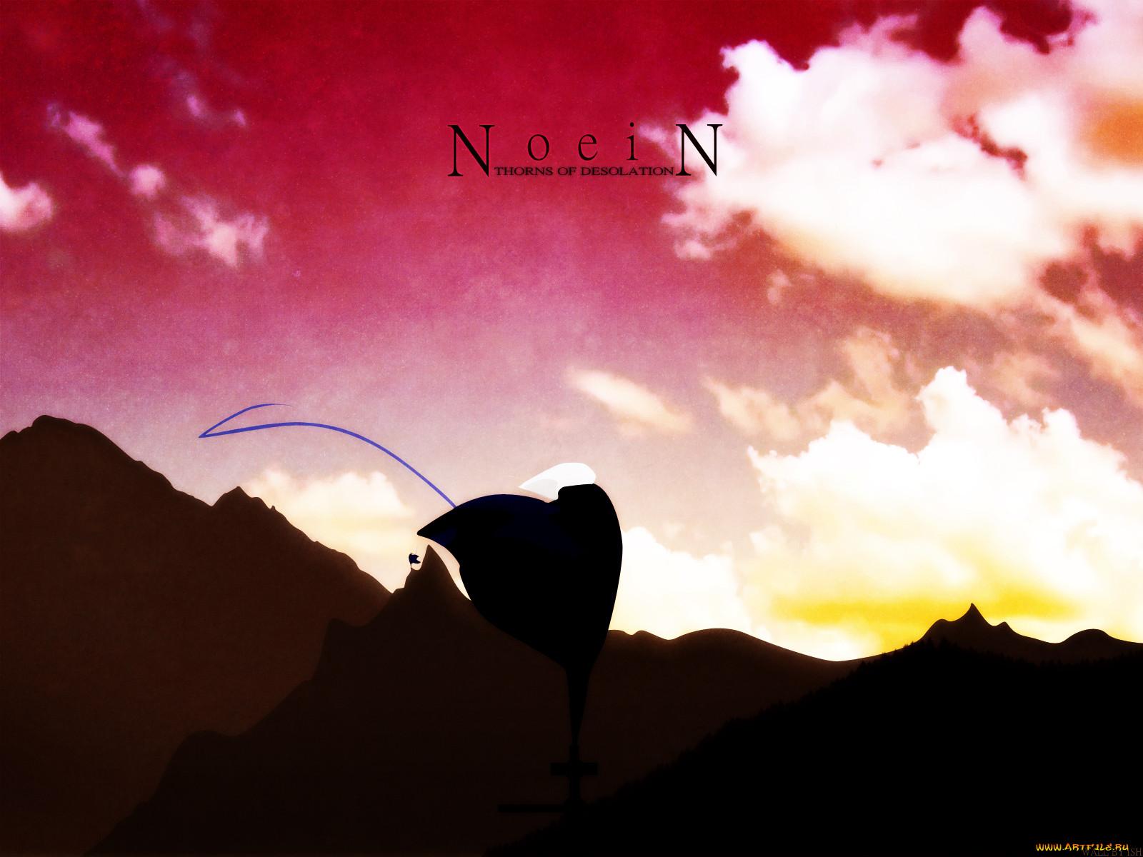 аниме, noein